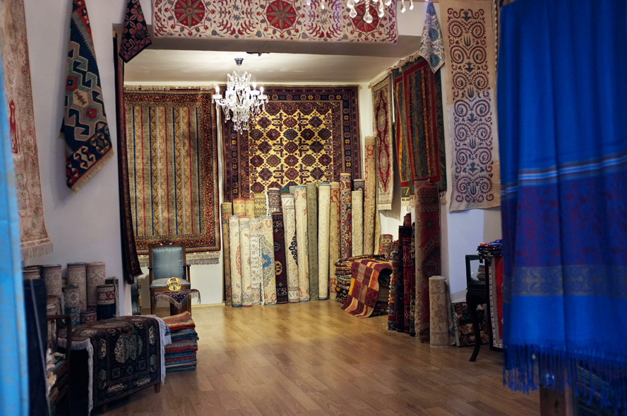 Dry Cleaning for Area Rugs