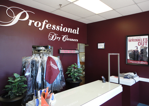 Pride   Professionalism   Perfection. Welcome To Professional Dry Cleaners.